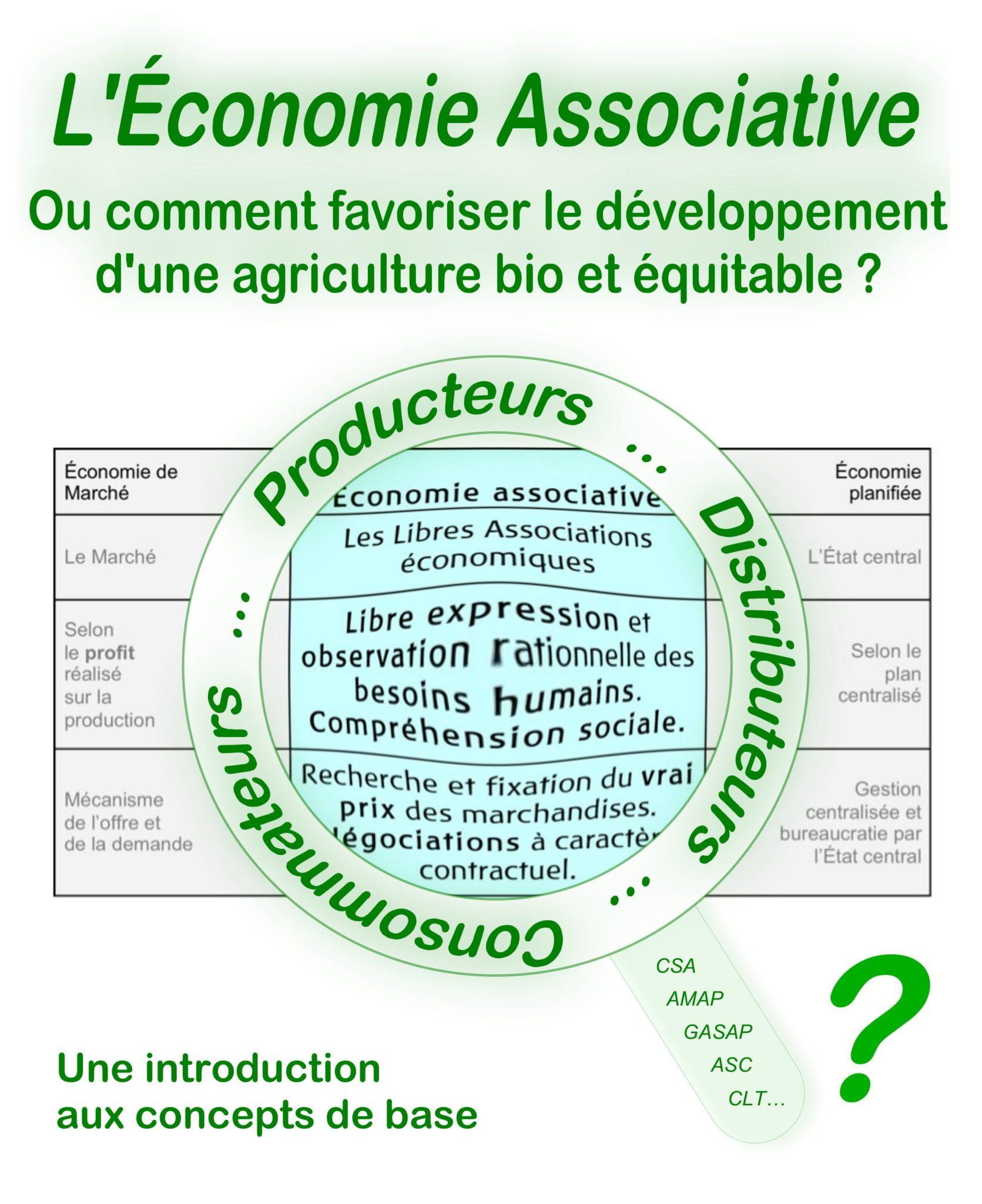 L'économie associative